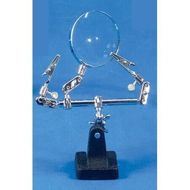 MAGNIFIER WITH EXTRA HANDS
