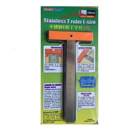 Master Tools STAINLESS T RULER LARGE