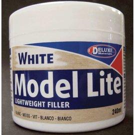 Deluxe Materials MODEL LITE BALSA FILLER, WHITE