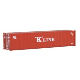 Walthers 40' RS CONTAINER K-LINE