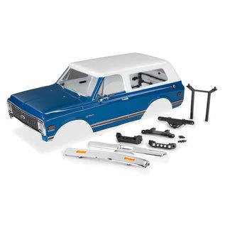 Traxxas 1/10 TRX-4 1972 Blazer Body Kit Painted Blue