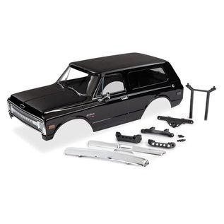 Traxxas 1/10 TRX-4 1969 Blazer Body Kit Painted  Black