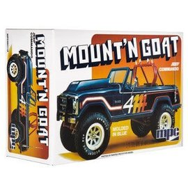 "Revell 1/24 '80 JEEP Commando ""Mount'N Goat"""