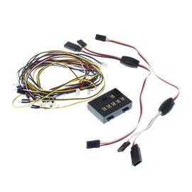 Killerbody RC LED LIGHT SYSTEM W/CONTROL BOX 12 LEDS