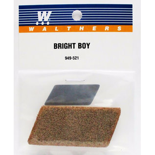 Walthers Scenemaster BRIGHT BOY TRACK CLEANER