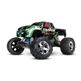 Traxxas 1/10 Stampede 2WD XL-5 brushed RTR w/ Battery & Charger