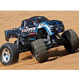 Traxxas 1/10 Stampede 2WD XL-5 Brushed No Batt or Charger
