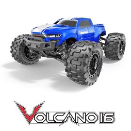 Redcat Racing Volcano-16 1/16 Monster Truck 4x4 RTR w/ Battery and charger