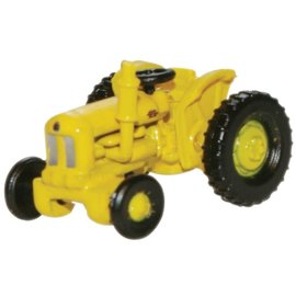 Oxford Diecast FORDSON TRACTOR YELLOW N
