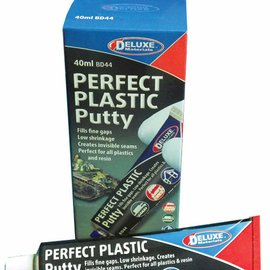 Deluxe Materials PERFECT PLASTIC PUTTY, 40ML