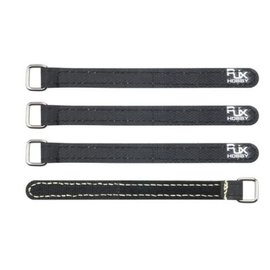 RJX RJX 4 PC 250X16MM KEVLAR BATTERY STRAP