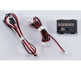 Killerbody LED LIGHT SYSTEM W/CONTROL BOX 6 LEDS