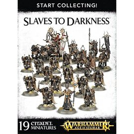 Games Workshop Start Collecting Slaves to Darkness