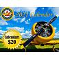 2021 Harvard Calendar