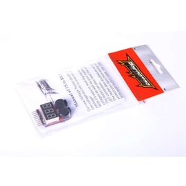 LIPO VOLTAGE TESTER 1-8 CELL