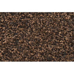 Woodland Scenics BALLAST FINE DARK BROWN