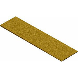 Midwest CORK ROADBED 5'' SHEETS HO/O