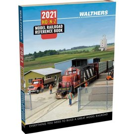 Walthers WALTHER'S REFERENCE BOOK 2021