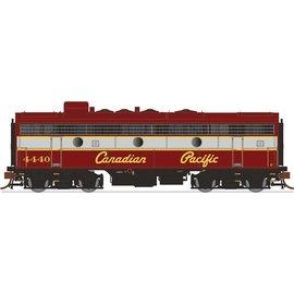 Rapido Trains F9B LOCOMOTIVE CPR #1900 DCC/SND HO