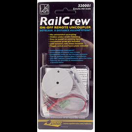 Rapido Trains RailCrew On - Off Remote Uncoupler