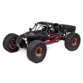 Team Losi 1/10 Lasernut U4 Black, SMART ESC: 1/10 4WD RTR