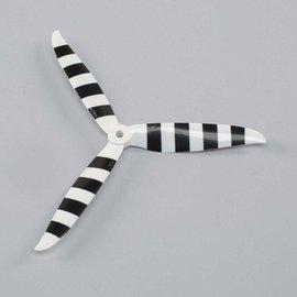E-Flite Propeller CCW 7x5.6 3 blade: Twin Otter