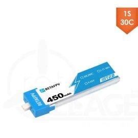 Beta FPV BETAFPV 450MAH HV 1S 30C LIPO-HV BT2.0