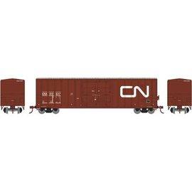 Athearn N 50' FMC Superior Plug Door Box, CNA #412647