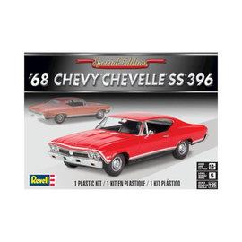 Revell 1/25 68 CHEVELLE SS 396