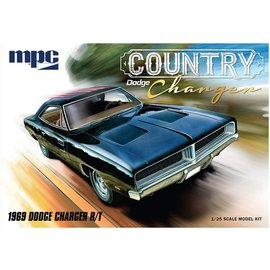 MPC Models '69 COUNTRY CHARGER 1/25