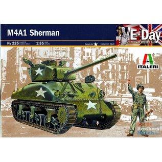 Italeri 1/35 M4 A1 SHERMAN