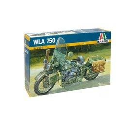 Italeri 1/9 WLA 750 US MILITARY CYCLE