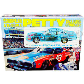 MPC Models 1/16 Richard Petty 1973 Dodge Charger