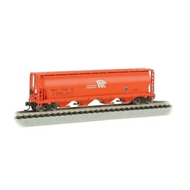 Bachmann Trains 4 BAY CYL. HOPPER POTASH N