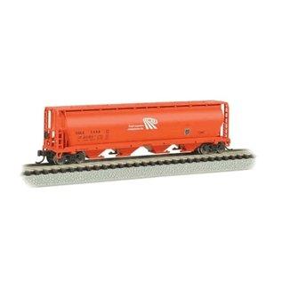 Bachmann Trains 4 BAY CYL. HOPPER POTASH N