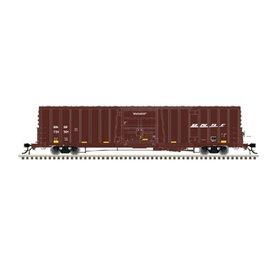 Atlas ATSF BX-177 60' Box Car BNSF/Swoosh #781026 HO