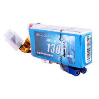 Gens Ace 11.1V 1300mah 3S 45C LIPO EC3 soft