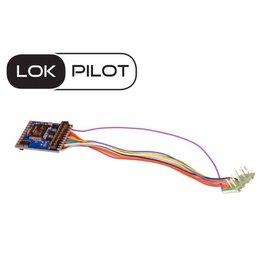 Loksound ESU LOKPilot V5 DCC (dual mode) 8-Pin NEM652