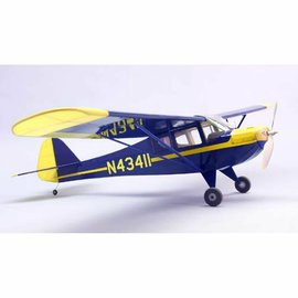 "Dumas Taylorcraft Electric Airplane Kit, 40"""