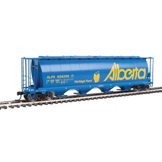 Walthers Mainline 59' CYL HOPPER ALPX HO