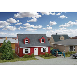 Walthers Cornerstone CAPE COD HOUSE KIT N
