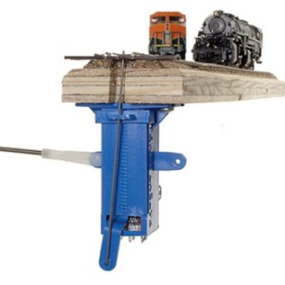 New Rail Models BLUE POINT MAN. SWITCH MACHINE