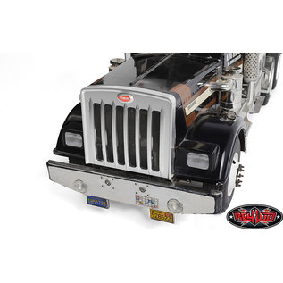 RC4WD Bandit Machined Front Grille - King/Grand Hauler (Silver)
