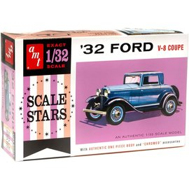 AMT 1/32 1932 Ford Scale Stars