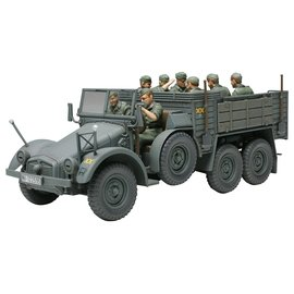 Tamiya 1/48 German 6x4 Krupp Protze L2H143