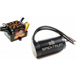 Spektrum FIRMA 150A BL Smart ESC/2050Kv Sensorless MotCombo