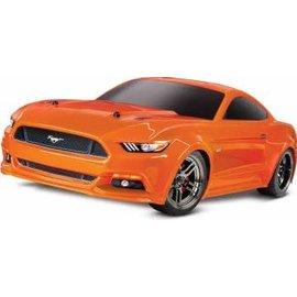 Traxxas 1/10 Traxxas Ford Mustang GT AWD Supercar Orange RTR