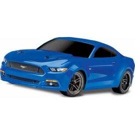 Traxxas 1/10 Traxxas Ford Mustang GT AWD Supercar BlueRTR