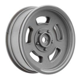 "Pro-Line Racing Retro Drag Spec Wheels 2.2"" Stone Gray"
