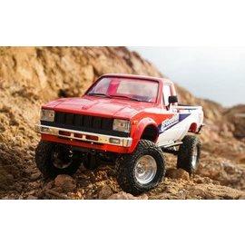 RC4WD Trail Finder 2 RTR w/Mojave II Body BF Goodrich